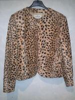 Giacca da donna VALENTINO taglia 44 Leopardata