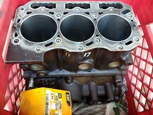 Reconditioned Briggs diesel dm950d 3 Cylinder Block. Daihatsu  mule