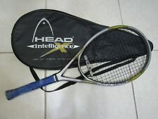 Head Intelligence i.S6 Oversize Tennis Racket i.S6 Intellifiber 4 1/4 Grip Case
