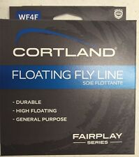 Cortland Fairplay Fly Line WF4F 84' NIB with FREE SHIPPING
