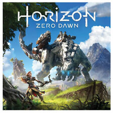 Horizon Zero Dawn Sony PlayStation 4 Ps4
