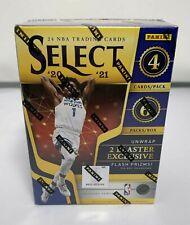 NEW SEALED Panini Select 2020-21 NBA Basketball Blaster Box (24 Cards)