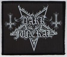 DARK FUNERAL PATCH / SPEED-THRASH-BLACK-DEATH METAL