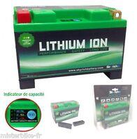 Batterie Lithium YTZ10S-BS Moto HONDA CBR 600 F/ CBR 600 FS RR/ CBR 929 954 RR