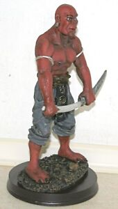 Evil Pirate with Sword 30cm in height. Excellent Condition.