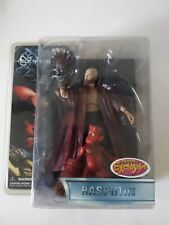 "2004 Mezco Series 1 Baby Hellboy Rasputin 7"" Inch Action Figure Set"