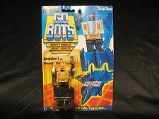 Vintage 1985 TONKA Gobots BLUE LEADER-1 Friendly Robot Leader Jet SEALED!