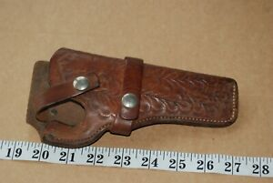 Pistol leather Case Sportsman K15 Corps Of Engineers USA Alaska Anchorage 1960