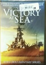 Victory at Sea (DVD, 2012, 3-Disc Set)