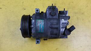 VW TOURAN MK1 1.9 TDI ENGINE BKC 2003-2010 A/C AIR CONDITIONING PUMP 1K0820803G