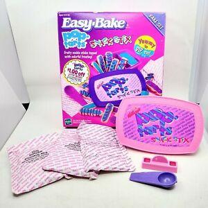 Vintage Easy-Bake Pop Tarts Snack Stix Set WITH BOX 1999 Hasbro