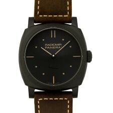 PANERAI  Radiomir  PAM00577 Black Dial Men's Watch Genuine FreeS&H