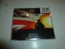 THE X FACTOR FINALISTS - Heroes - 2010 UK 2-track CD single