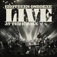 BROTHERS OSBORNE - LIVE AT THE RYMAN (2LP) (BLACK FRIDAY 2019) NEW VINYL RECORD