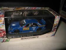 1/43 Minichamps MERCEDES C Class DTM 1995 Team Zakspeed S. Grau