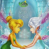 Parragon Disney Fairies Tinker Bell And the Secret Of the Wings, , Very Good, Ki