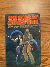 Brian Daley Star Wars Han Solo at Stars' End - BCE Hardcover1st Edition 1979