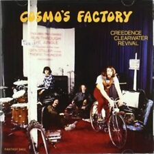 CREEDENCE CLEARWATER REVIVAL - COSMO'S FACTORY [CD]