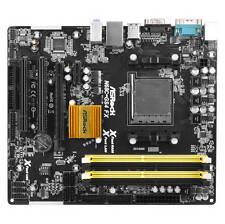 ASROCK N68C-GS4 FX Socket AM3+/ NVIDIA GeForce 7025/ DDR2&DDR3/ A&V&GbE/
