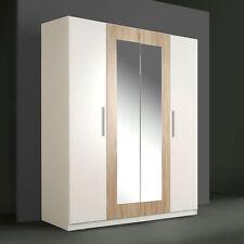 Schlafzimmerschrank modern mit spiegel  Kleiderschränke aus Eiche Kleiderstange | eBay