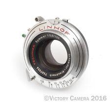 Schneider Linhof Symmar 150mm f5.6 4x5 View Camera Lens -As Is- (430a-6)