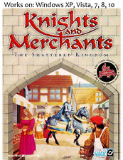 Knights and Merchants The Shattered Kingdom + Peasants Rebellion PC Game