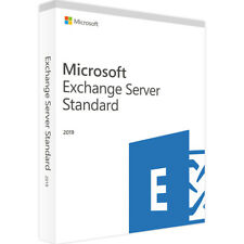 Microsoft Exchange Server 2019 Standard 🔥Product Key 🔑 - Instant Delivery 🚀