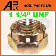 Massey Ferguson 165 185 290 390 290 690 698 Tractor HD Front Hub Spindle Nut
