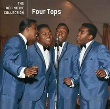 FOUR TOPS THE DEFINITIVE COLLECTION CD NEW