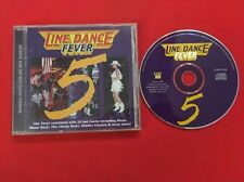 LINE DANCE FEVER 5 BON ÉTAT CD