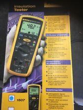 New Fluke 1507 Insulation Tester