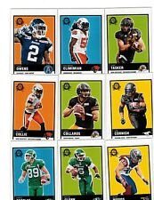 2015 Upper Deck CFL O-Pee-Chee Retro Insert Pick from List MISCUT ERROR CARDS