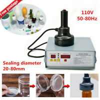 20-80mm Induction Cap Sealing Machine Electromagnetic 110V Bottle Foil Sealer