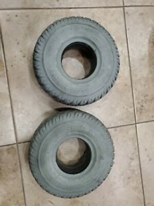 """Flat Free Drive Tires Jazzy Select, Select 6, Select GT Primo Durotrap 10""""x3"""""""