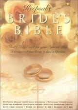KJV Keepsake Bride's Bible [King James Version] [ Bible ] Used - VeryGood