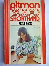 Pitman 2000 Shorthand Skill Book