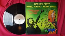 "Ponty, Jumair, Portal ""La Sorcellerie""  NM, France 1977, free jazz, space"