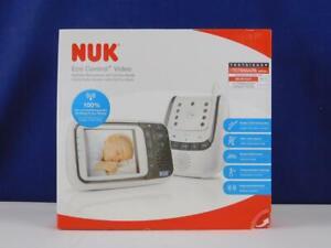 NUK Babyphone Babyfon Sicherheit Nachtsichtfunktion Überwachung Baby Videofon