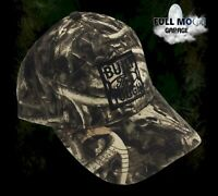 New Ford Built Tough Bonz Camo Embroidered Logo Men's Adjustable Cap Hat