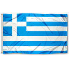 Greece Flag and Banner
