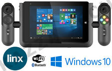 "LINX VISION 8 Gaming Tablet PC e Xbox Controller Dock 32GB 8"" IPS HD Windows 10"