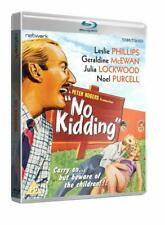 Blu Ray NO KIDDING. Leslie Phillips comedy. New sealed.
