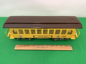 McCoy Cascade Limited Seattle 1985 31st National Convention Train Passenger Car