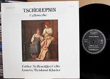 Da Camera Magna LP SM 93718: Esther Nyffenegger, cello - TSCHEREPNIN - 1978 DEU
