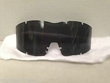 Revision Locust Replacement Smoke LENS US MILITARY BALLISTIC GOGGLES ARMY VGC