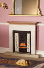 Victorian Fireplace, Dolls House Miniature, 1/12 Scale