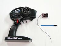 ***NEW TRAXXAS TRX-4 Radio System TQi Link 2.4GHz 4 Channel + Receiver TSM RV