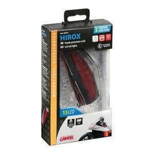 Luz Faro Trasero Para LED 12V Moto lampa Hirox 90161