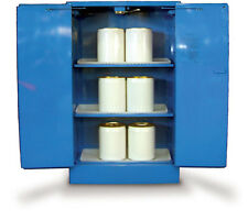 250L Corrosive Goods Safety Cabinet, NEW -for safe storage of corrosives Class 8