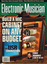 MACKIE 1604-VLZ Pro Native Instruments REAKTOR DXB 386, 2000 Electronic Musician